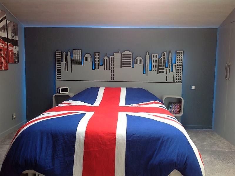 Chambre ado coralie creation Angleterre