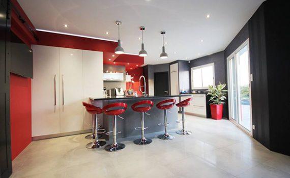 cuisine rouge apres 2
