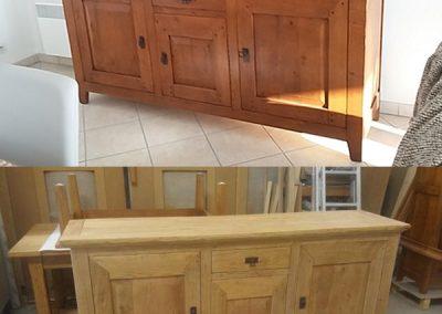 Modernisation meuble